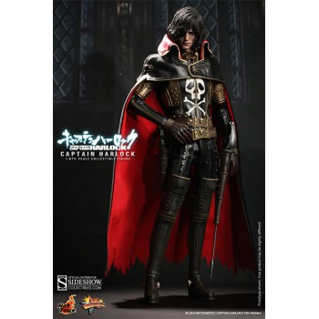 Captain Harlock Movie Masterpiece Action Figure 1/6 Captain Harlock 30 cm