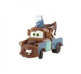 Cars 2 Figure Bank Mater 24 cm