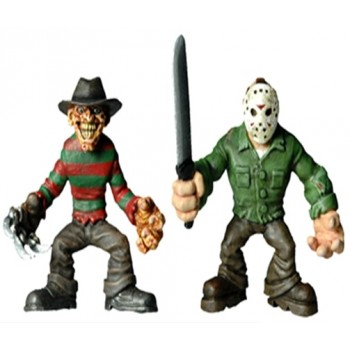 Cinema Of Fear Tiny Terrors Series 1 Mini Figure Asst