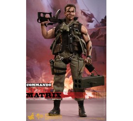 Commando John Matrix Sixth Scale Figure 30 cm