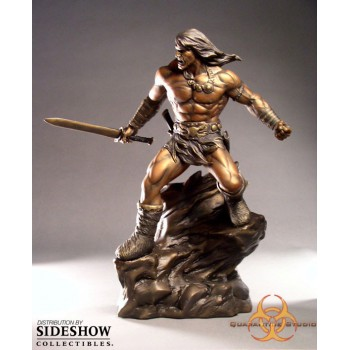 Conan the Barbarian Faux Bronze Statue Conan 36 cm