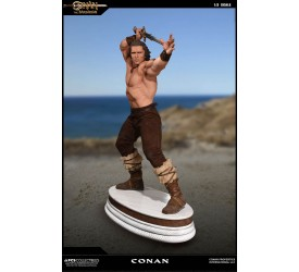 Conan the Barbarian Mixed Media Statue 1/3 Conan Classic Version (Arnold Schwarzenegger) 74 cm