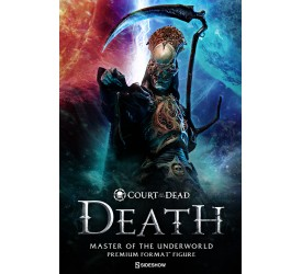 Court of the Dead Death Master of the Underworld Premium Statue 77 cm