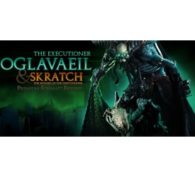 Court of the Dead Premium Format Figure Oglavaeil The Executioner and Skratch Set