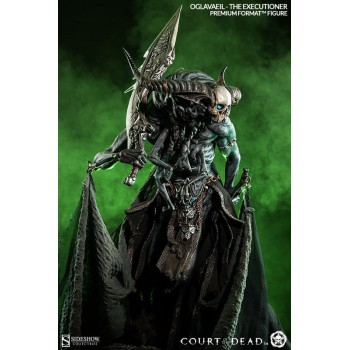Court of the Dead Premium Format Figure Oglavaeil The Executioner 64 cm