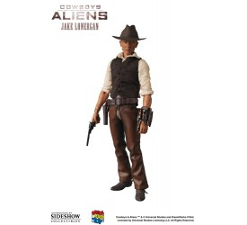 Cowboys and Aliens RAH Action Figure 1/6 Jake Lonergan 30 cm