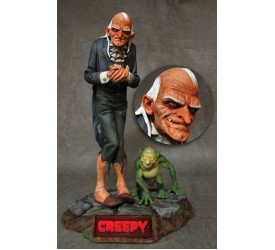 Creepy Statue Uncle Creepy 36 cm