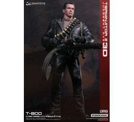 DAMTOYS CLASSIC SERIES 1/4th scale Terminator 2 Judgment Day T-800 56 cm