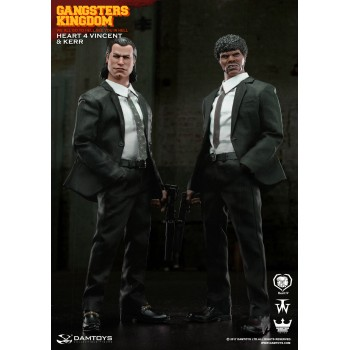 DAMTOYS 1/6 Gangsters Kingdom Heart 4 Vincent and Kerr