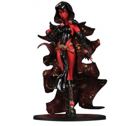 DC Comics Ame-Comi PVC Statue Raven Demon Daughter 23 cm