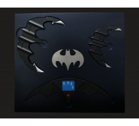 DC Comics Batman and Batman Returns Batarangs Set