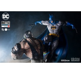 DC Comics Batman vs Bane Battle 1/6 scale Diorama 55 cm