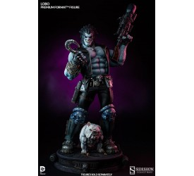 DC Comics Lobo and Dawg Premium Format Figure Set 72 cm