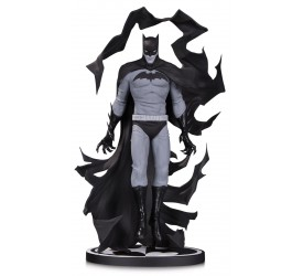 Batman Black and White Statue by Becky Cloonan