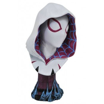 Kingdom Hearts 3 Legends in 3D Bust 1/2 Spider-Gwen 25 cm