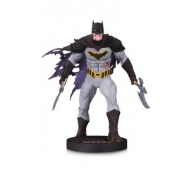 DC Designer Series Mini Statue Metal Batman by Capullo 16 cm