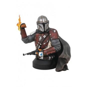 Star Wars The Mandalorian Bust 1/6 MK1 15 cm