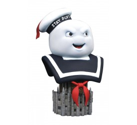 Ghostbusters: Legends in 3D Stay Puft 1/2 Scale Bust