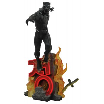 Marvel Premier Black Panther Movie Statue 40 CM
