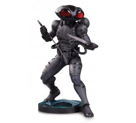 Aquaman Movie Statue Black Manta 30 cm