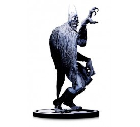 Batman Black and White Statue Batmonster by Greg Capullo 18 cm