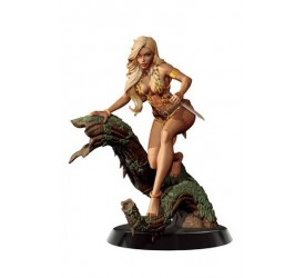 Women of Dynamite Statue 1/6 Sheena Queen of the Jungle by J. Scott Campbell 25 cm