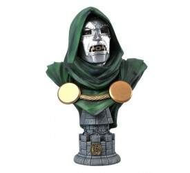 Marvel Comics Legends in 3D Bust 1/2 Doctor Doom 25 cm