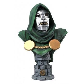 Marvel Comics Legends in 3D Bust 1/2 Doctor Doom 25 cm