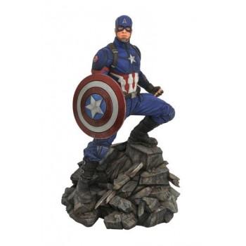 Avengers: Endgame Marvel Movie Premier Collection Statue Captain America 30 cm