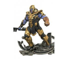 Avengers: Endgame Marvel Movie Milestones Statue Armored Thanos 41 cm
