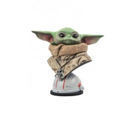 Star Wars The Mandalorian Legends in 3D Bust 1/2 The Child 13 cm