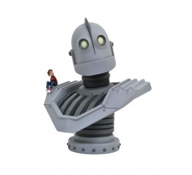 The Iron Giant Legends in 3D Bust 25 cm
