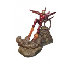 Avengers Infinity War Marvel Movie Premier Collection Statue Iron Man MK50 30 cm