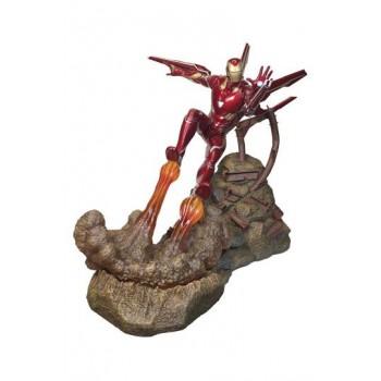Avengers Infinity War Marvel Movie Premier Collection Statue Iron Man MK50 30 cm