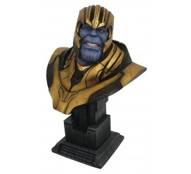 Marvel Legends in 3D Avengers Infinity War Thanos 1:2 Scale Bust