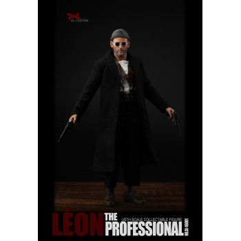 Léon 1/6 scale collectible figure (two heads)