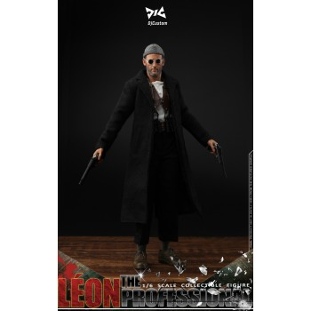 Léon 1/6 scale collectible figure (two heads) Upgraded Version