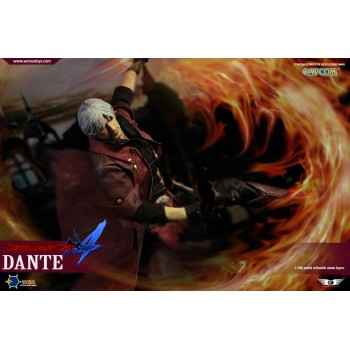Asmus Toys 1/6 Devil May Cry4 DMC4 The DANTE Regular Version