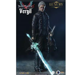 The Devil May Cry V Vergil 1/6 Scale Figure Deluxe Version 31 cm