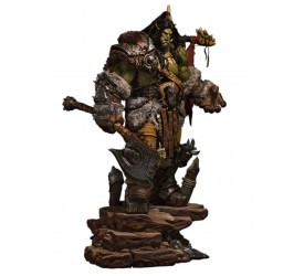 DAMTOYS Epic Series Warcraft Movie Grom Hellscream Premium Statue 76 CM