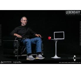 Damtoys Legendary Inventor2017 Sidney Maurer Homage Artwork of Steve Jobs