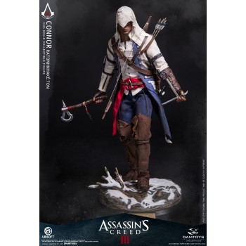 Assassin's Creed III 1/6th scale Connor Collectible Figure