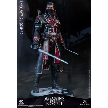 Damtoys Assassin's Creed Rogue 1/6th Scale Shay Patrick Cormac Collectible Figure