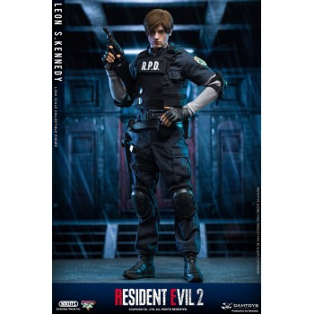 Resident Evil 2 1/6th Scale Collectible Figure Leon S. Kennedy