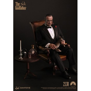 The Godfather 1972 1/6 Vito Corleone (Formal version) Collectible Figure