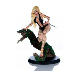 Sheena: Night Stalker Edition Statue