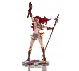 Red Sonja 45th Anniversary Berserker Statue