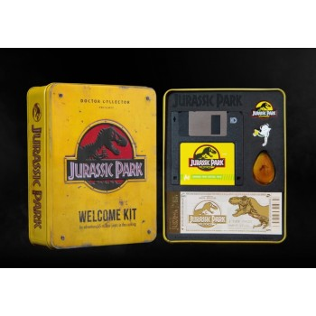 Jurassic Park: Welcome Kit Amber Edition