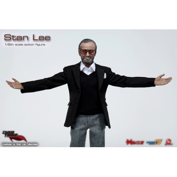 Stan Lee 1/6th Scale Action Figure