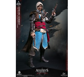 Damtoys DMS003 Assassin's Creed IV: Black Flag 1/6th scale Edward Kenway Collectible Figure Specifications